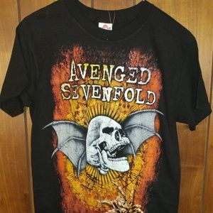 Brand,new/never worn Avenge Sevenfold t-shirt